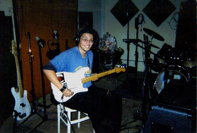 Ray Marquez. Castle Ultimate Studios. Fall of 2003.