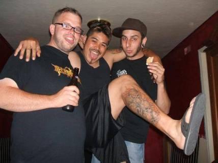 Fr. L: Derrick, Phillip, & Matt. 2005